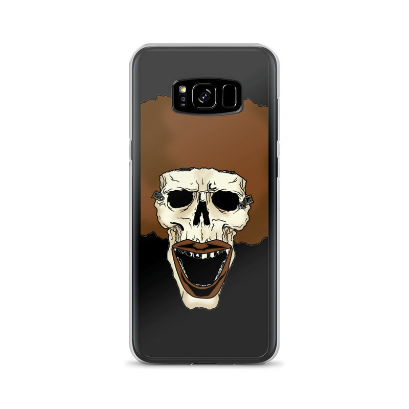 Afro Space Samsung Case - Afro Space