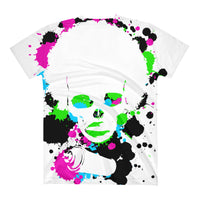 Mens Tye Dye - Afro Space