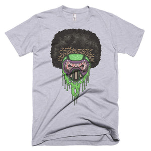 Back 2 School Afro Toxic Short-Sleeve T-Shirt - Afro Space