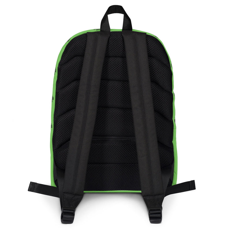 Afro Space New Toxic Bro Skull Backpack - Afro Space