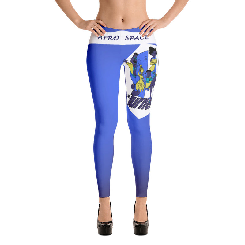 Afro Space Turner Hip Leggings - Afro Space