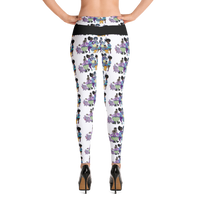 Afro Space The Turners Leggings - Afro Space