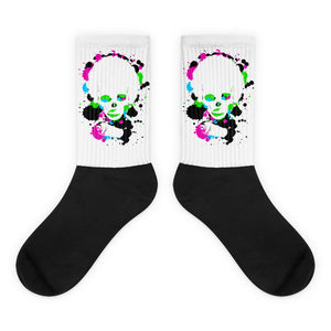 Tye Dye Socks - Afro Space