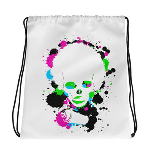 Tye Dye Drawstring bag - Afro Space