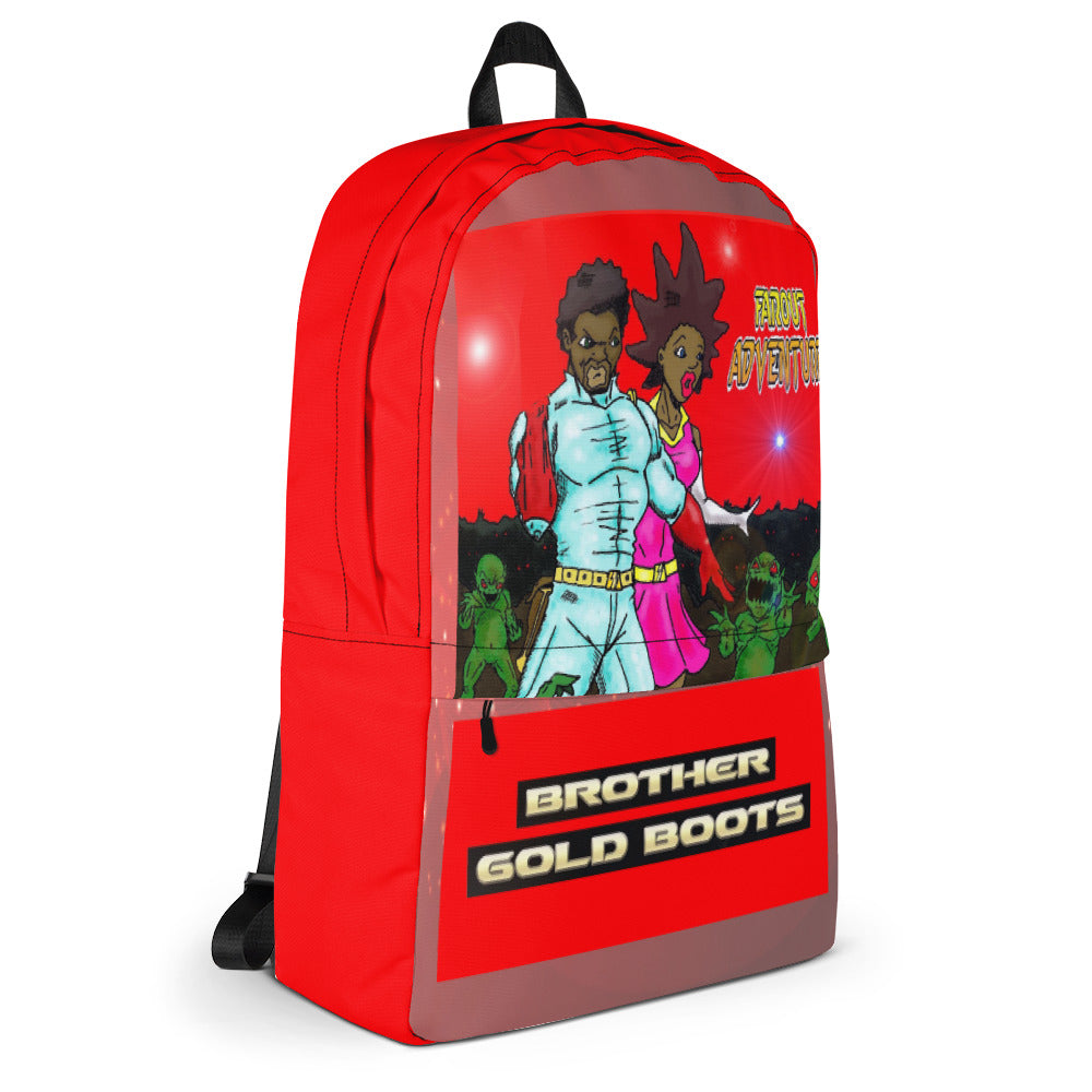 Brother GB Defender Backpack