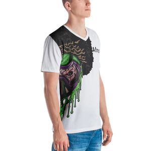 Men's T-shirt One SIde Afro Space - Afro Space