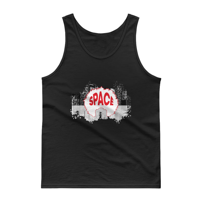 Men's Tank Top Afro Space - Afro Space