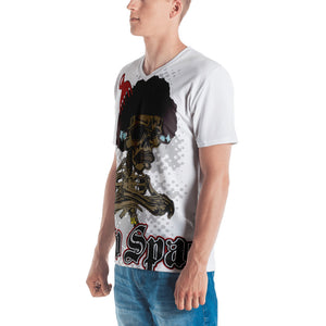 Men's T-shirt - Afro Space