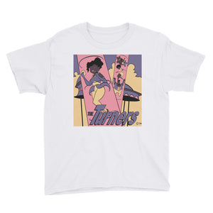 The Turners 6.1 Youth Short Sleeve T-Shirt - Afro Space