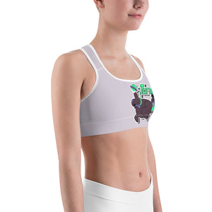 Turners Themed Sports Bra