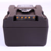 Professional Battery with rubber-like texture 230Wh V-Mount / Anton Bauer Gold Mount