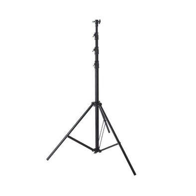 Heavy-Duty Air-Cushioned Light Stand LS-03 (Black 13')