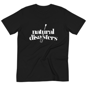 Natural Disasters Black Tee