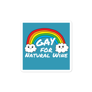 GAY FOR NATURAL WINE