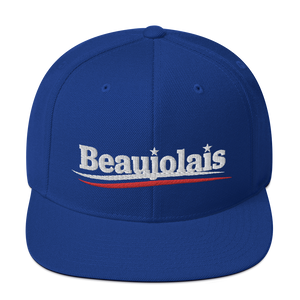 Beaujolais for President Snap Back
