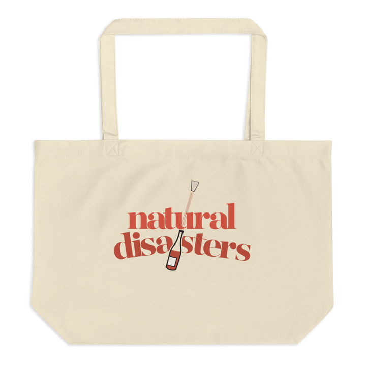 Natural Disasters Wine Tote