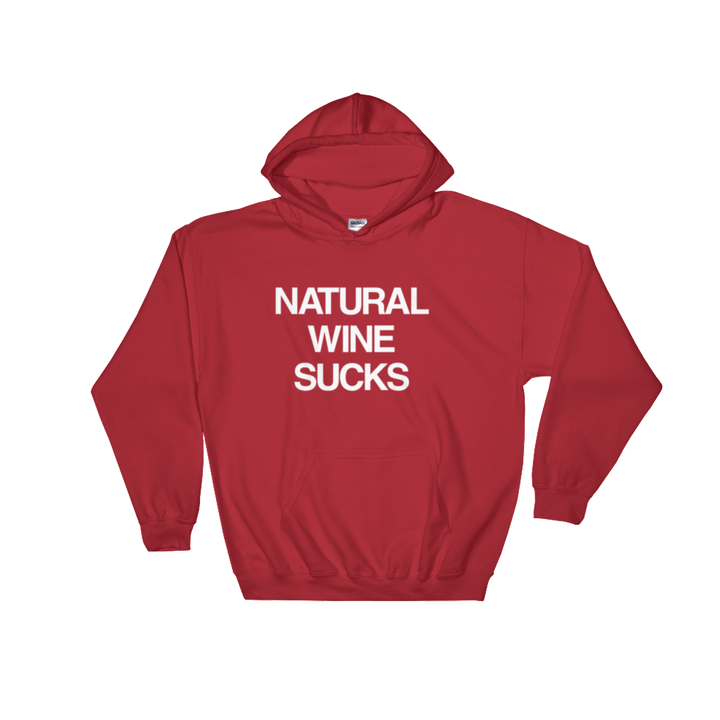 NATURAL WINE SUCKS