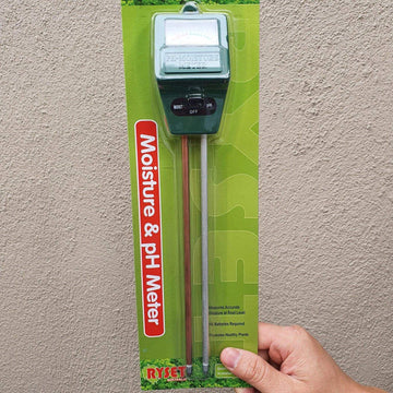 2 in 1 PH & Moisture Meter Folia House