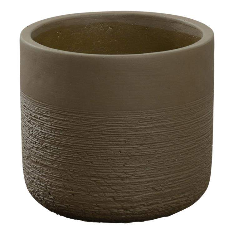 Kari Planter Pot Coffee
