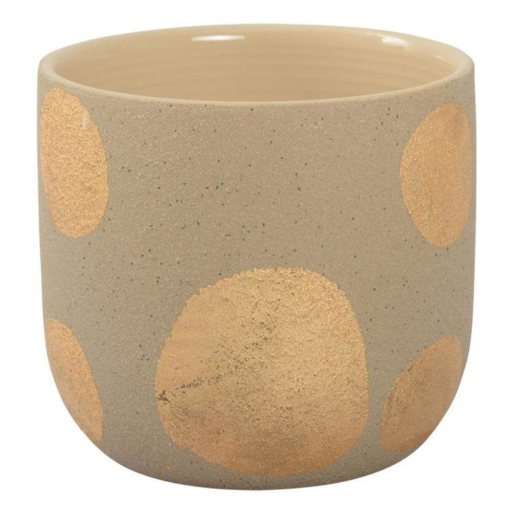 Luna Planter Pot Clay