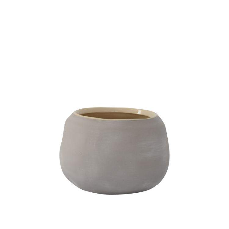 Navone Planter Pot Grey