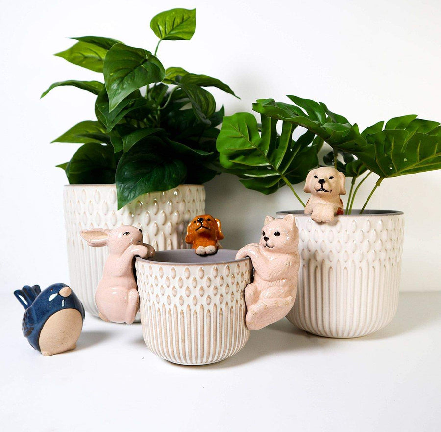 Animal Pot Hanger Folia House