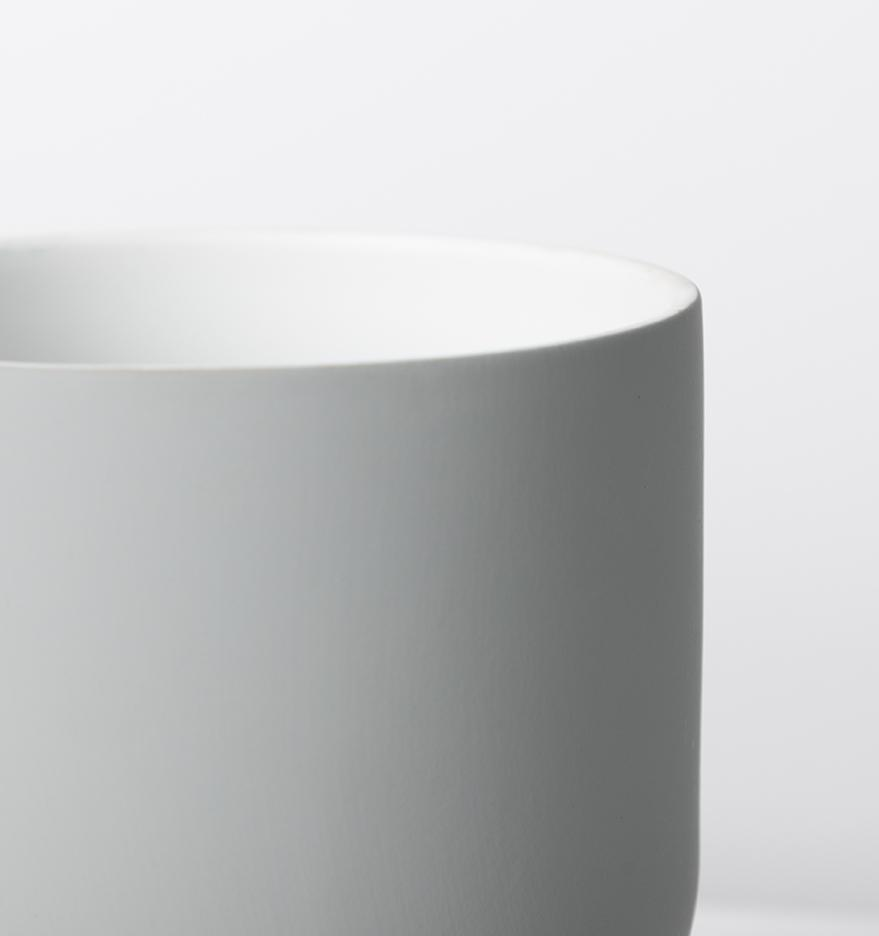 FERGUS PLANTER - GREY Folia House