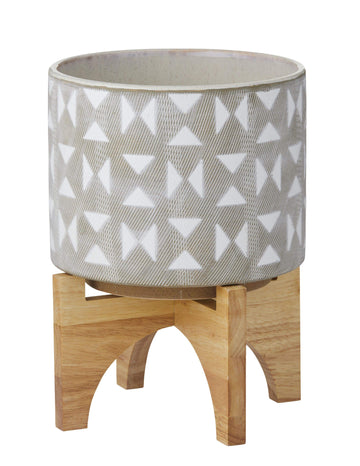 HUDSON POT WITH STAND Folia House