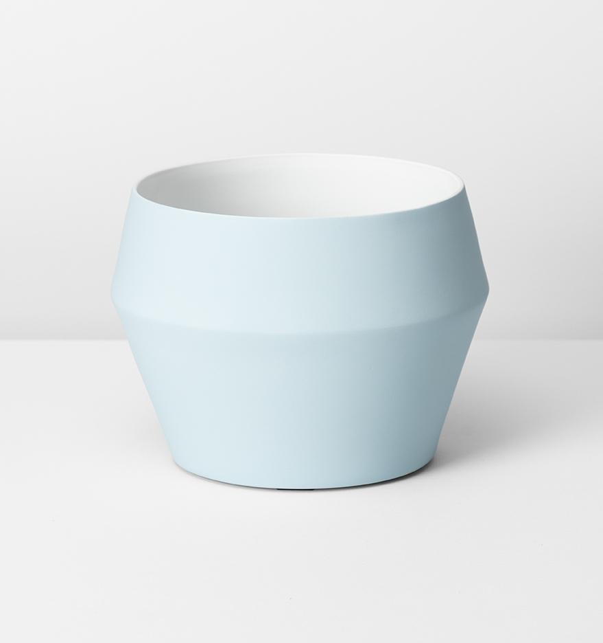 ROMO PLANTER 23X17X23CM - SKY Folia House