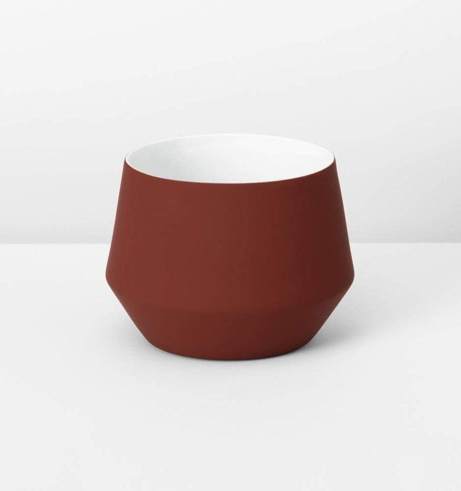 SAMSO PLANTER - RED RUST Folia House