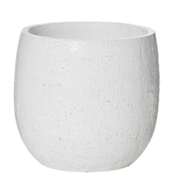 TUB POT WHITE Folia House