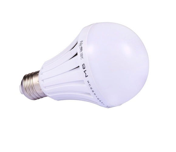 LED Emergency Backup Light Bulb