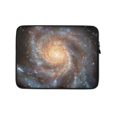 Audrey & Irene  Laptop 13 in Galaxy Universe Laptop Sleeve