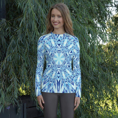 Audrey & Irene  Rash Guard XS Women's Rash Guard