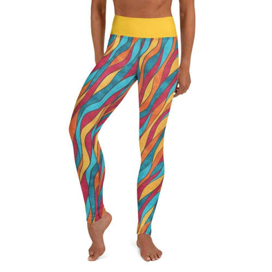 Audrey & Irene  XS Yoga Leggings
