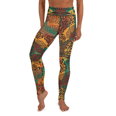 Audrey & Irene  XS Yoga Pants Leggings