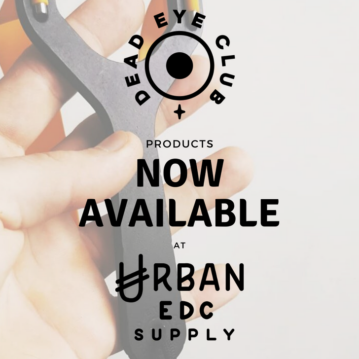 New Dead Eye Club Wholesaler : Urban EDC Supply in San Francisco, CA