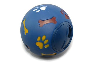 WheekyⓇ Treat Ball for Large Dogs ( > 50 lbs) - Wheeky Pets, LLC (Green Oak Technology Group)