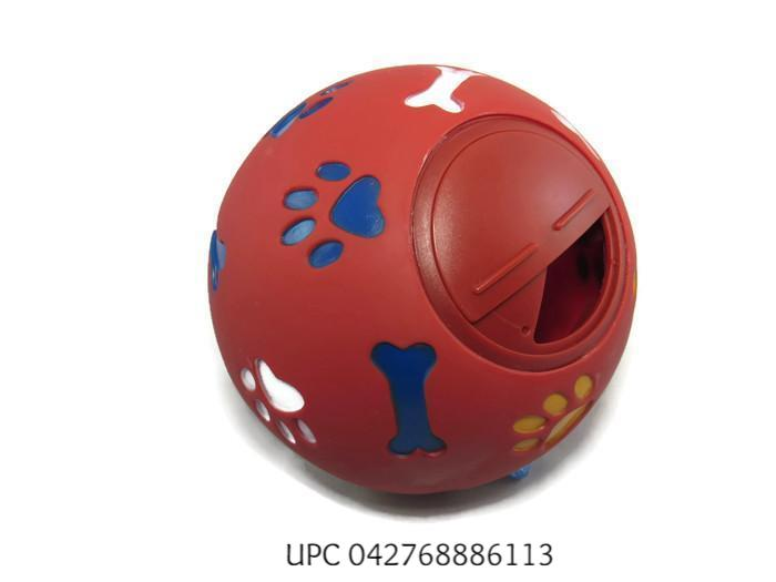 WheekyⓇ Treat Ball for Medium Dogs (20-50 lbs) - Wheeky Pets, LLC (Green Oak Technology Group)