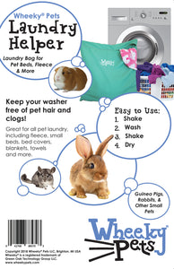 WheekyⓇ Pets Laundry Helper - Small Pets - NEW! - Wheeky Pets, LLC (Green Oak Technology Group)