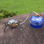 BaseCamp-Ember Stove - Alpine Ridge Outfitters