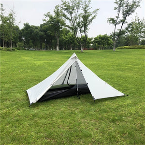 Solo Ultralight Tent - Alpine Ridge Outfitters