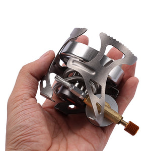 Pocket Base-Camp Stove