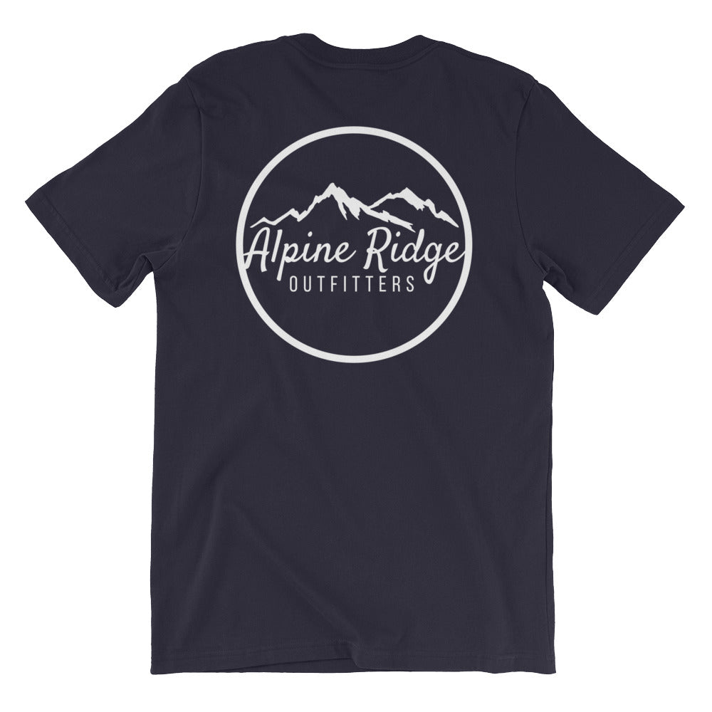 Signature Logo T-Shirt - Alpine Ridge Outfitters
