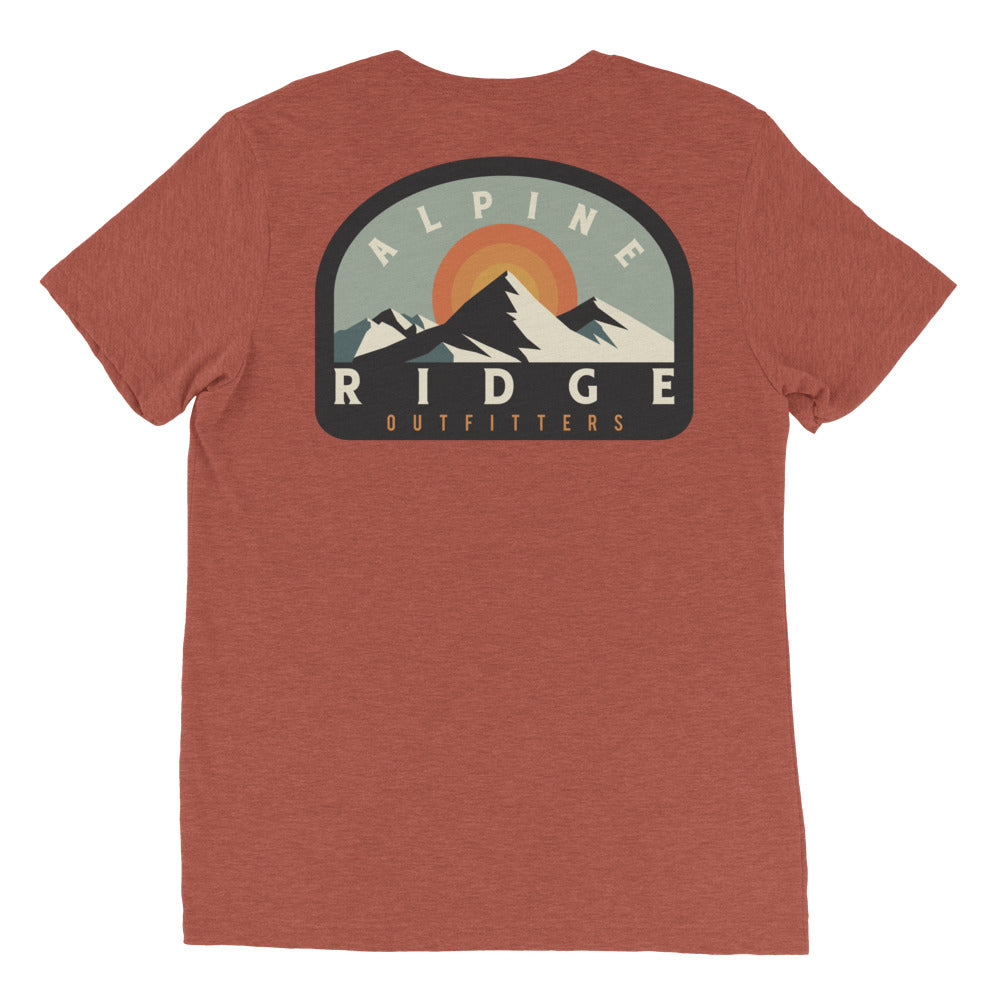 Retro Logo T-Shirt - Alpine Ridge Outfitters