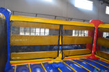 20' Inflatable Bouncy Boxing Interactive Game - Inflatable Fun Warehouse