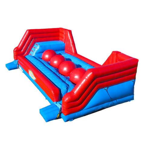 39' Inflatable Leaps And Bounds Interactive Game - Inflatable Fun Warehouse