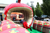 40' Bobbing for Apples Interactive Game - Inflatable Fun Warehouse