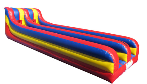 35' Inflatable Bungee Run Interactive Game - Inflatable Fun Warehouse