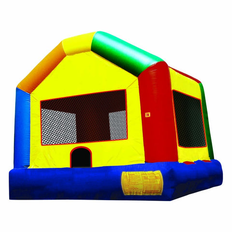 13'Wx13'L Inflatable Fun House Jumper (Medium) - Inflatable Fun Warehouse